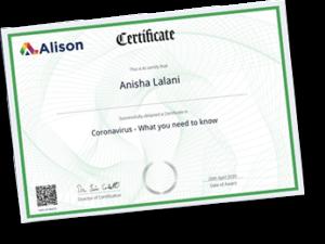 covid-certification